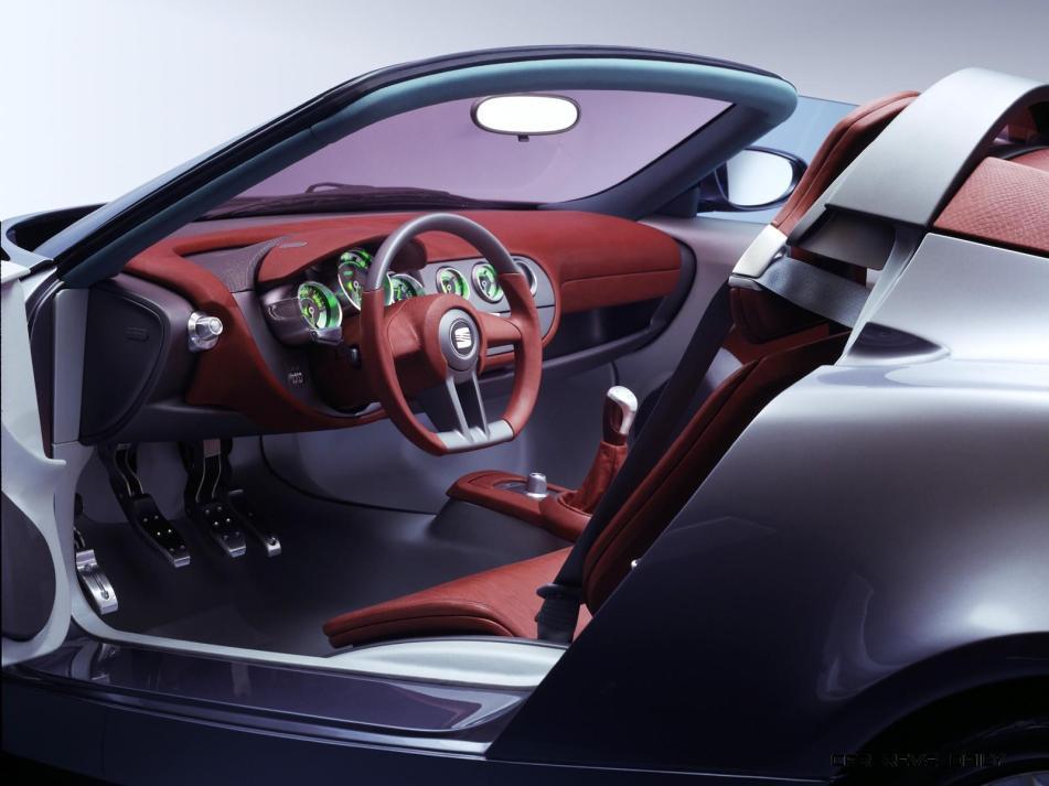 2001 SEAT Tango 4