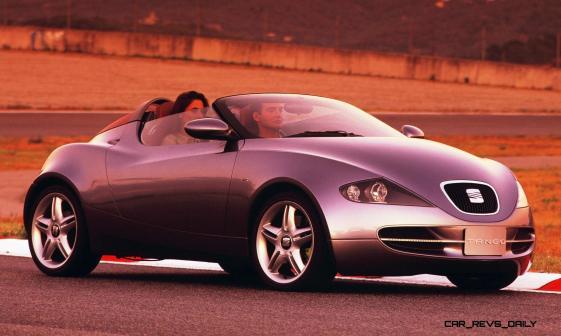 2001 SEAT Tango 5