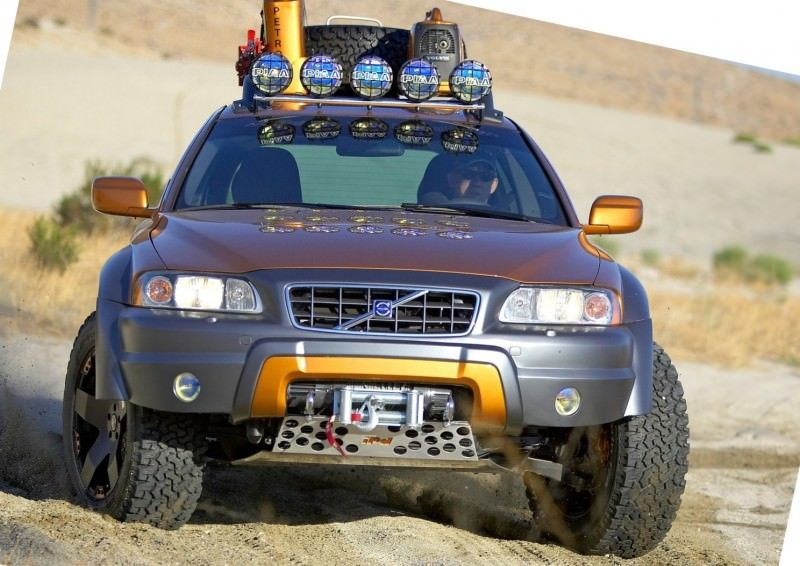 2005 Volvo XC70 AT and 2007 XC70 Surf Rescue are California Surf'n'Turf Dreams 9