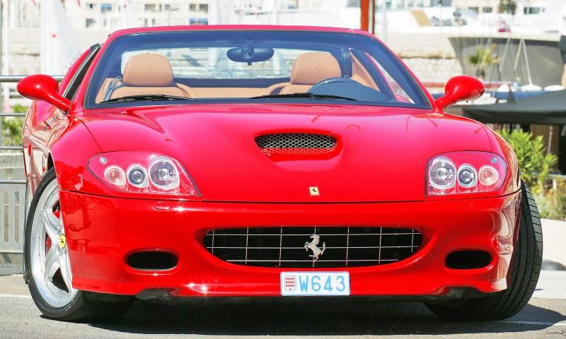 2006 Ferrari 575 SuperAmerica 16