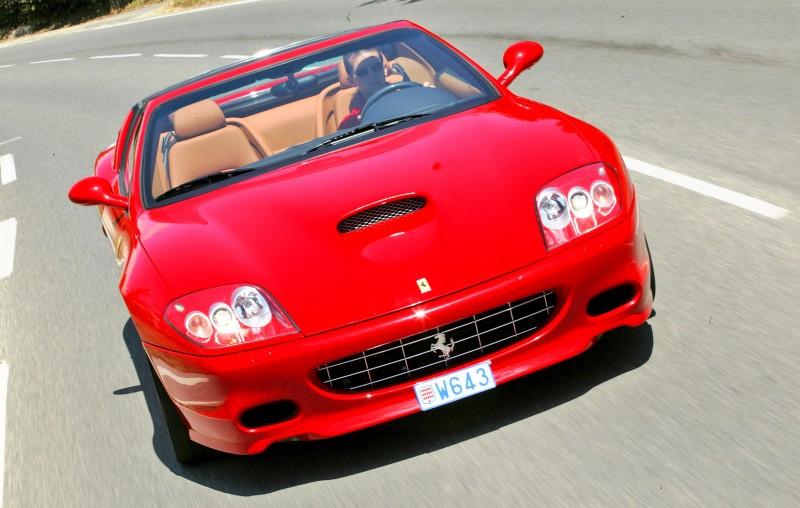 2006 Ferrari 575 SuperAmerica 33