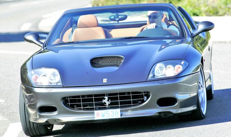2006 Ferrari 575 SuperAmerica 47