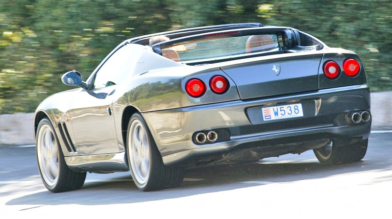 2006 Ferrari 575 SuperAmerica 48