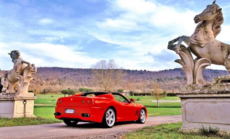 2006 Ferrari 575 SuperAmerica 70