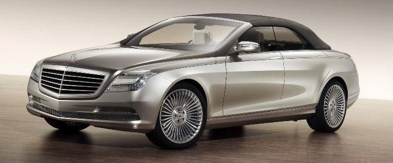 2007 Mercedes-Benz Ocean Drive Concept30