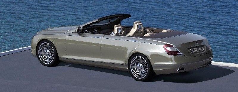 2007 Mercedes-Benz Ocean Drive Concept34