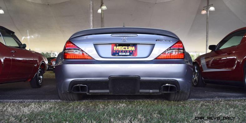 2009 Mercedes-Benz SL65 AMG Black Series 34