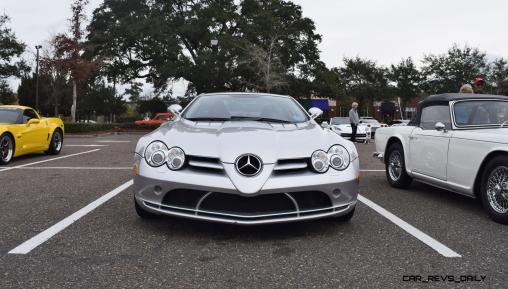 2009 Mercedes-McLaren SLR 44