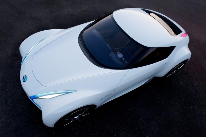 2011 Nissan ESFLOW Concept 22