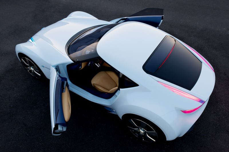 2011 Nissan ESFLOW Concept 23