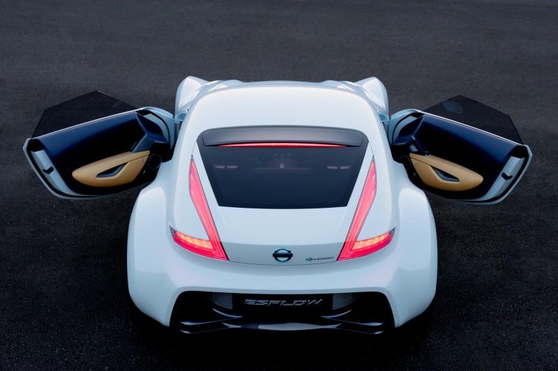 2011 Nissan ESFLOW Concept 24