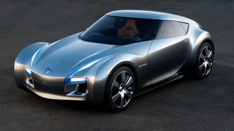 2011 Nissan ESFLOW Concept 5