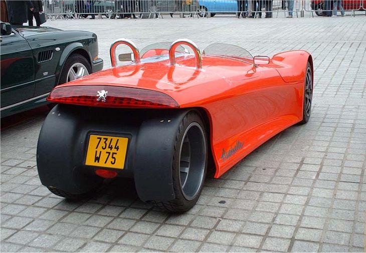 2011 Peugeot EX1 is Part EV, Part Quad-Bike and Part Track-Day Supercar 28