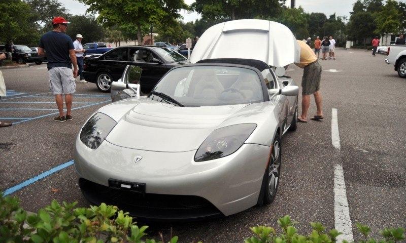 2011 TESLA Roadster 12