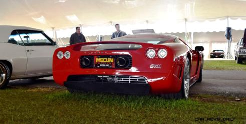 2012 Factory Five GTM Road Special 17