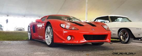 2012 Factory Five GTM Road Special 8