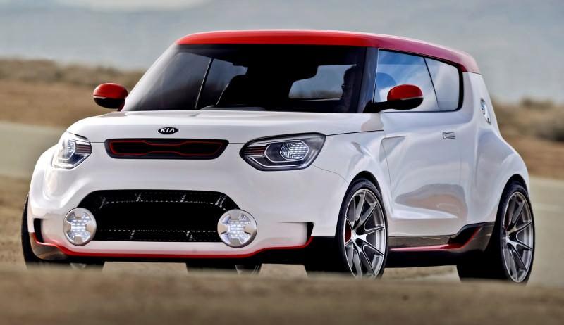 2012 Kia Trackster Concept 2