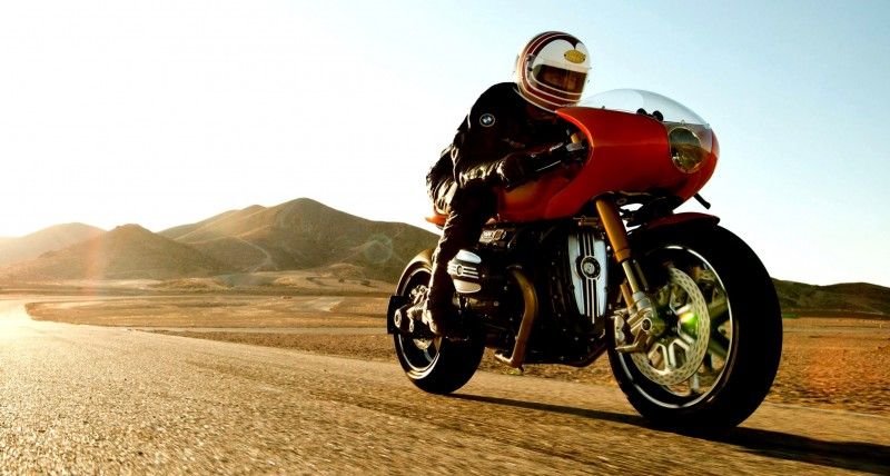 2013 BMW R90S Concept Celebrates 40 Years of the R90 and 90 Years Making Bikes 26