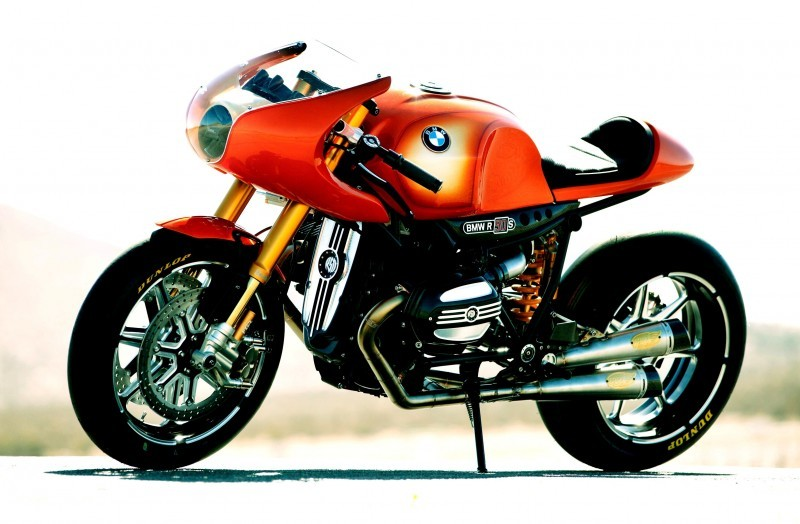 2013 BMW R90S Concept Celebrates 40 Years of the R90 and 90 Years Making Bikes 38