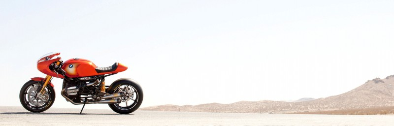 2013 BMW R90S Concept Celebrates 40 Years of the R90 and 90 Years Making Bikes 40