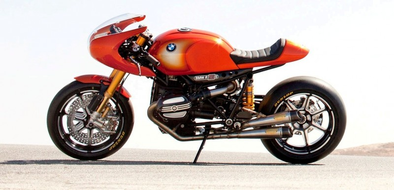 2013 BMW R90S Concept Celebrates 40 Years of the R90 and 90 Years Making Bikes 40a