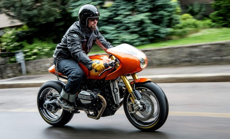 2013 BMW R90S Concept Celebrates 40 Years of the R90 and 90 Years Making Bikes 45