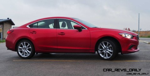 2014 Mazda6 i Touring - Video Summary + 40 High-Res Images21