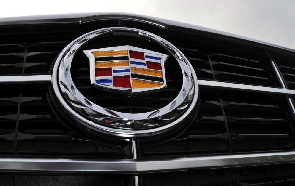 111111111118 2014 Cadillac CTS4 2