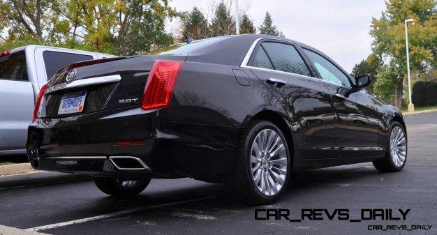 11111111113 2014 Cadillac CTS4 2
