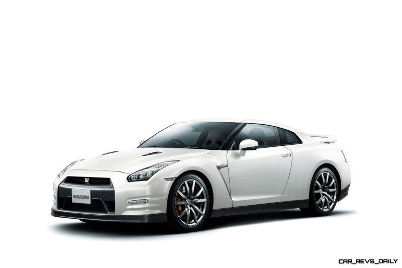 2014 Nissan GT-R
