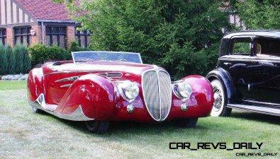 1939 Delahaye 165 V-12 Cabriolet at Mullin Auto Museum4
