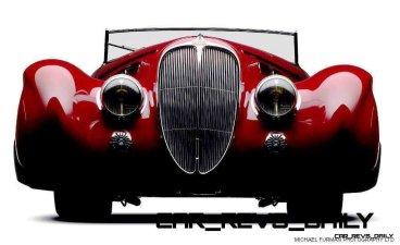 1939 Delahaye 165 V-12 Cabriolet at Mullin Auto Museum6