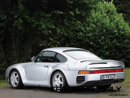 1985 Porsche 959 Vorserie Rm Auctions02