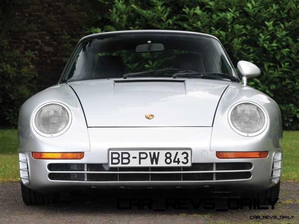 1985 Porsche 959 Vorserie Rm Auctions12