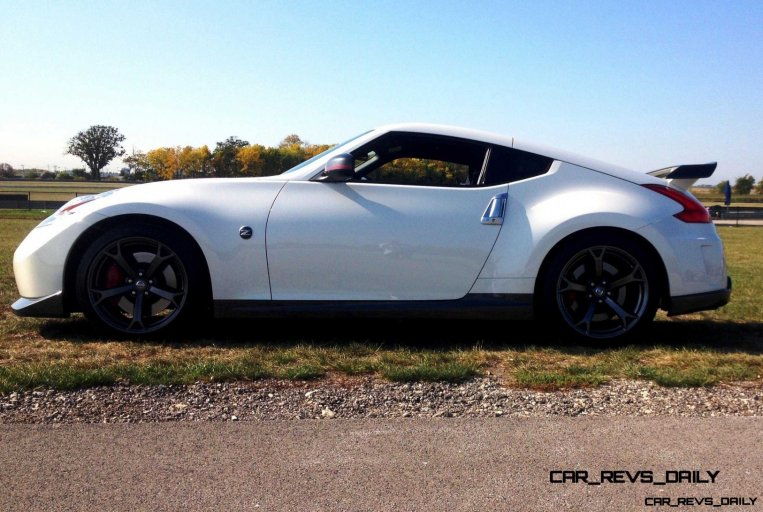 2014 Nissan 370Z NISMO - Full Driven Review1