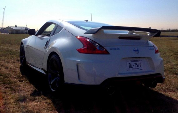 2014 Nissan 370Z NISMO - Full Driven Review18