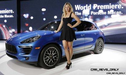 2014 Porsche Macan Turbo and Macan S - Official Debut Photos19