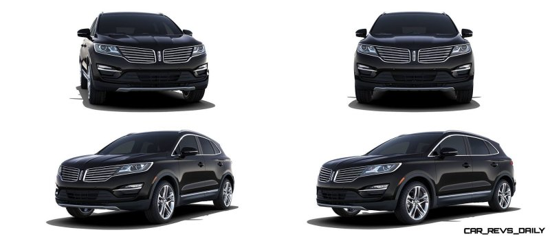 2015 Lincoln MKC Crossover - A Cool Mix of Infiniti and Audi111