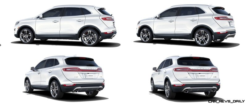 2015 Lincoln MKC Crossover - A Cool Mix of Infiniti and Audi114