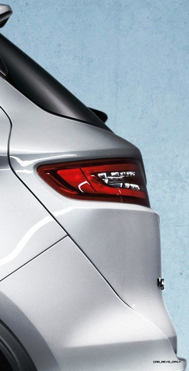 2015 Lincoln MKC Crossover - A Cool Mix of Infiniti and Audi21