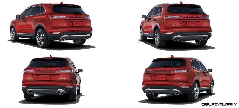 2015 Lincoln MKC Crossover - A Cool Mix of Infiniti and Audi89