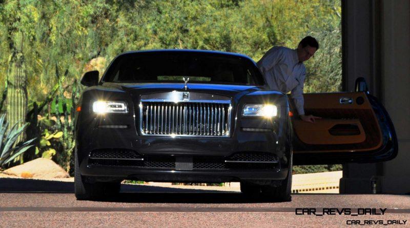 62 Huge Wallpapers 2014 Rolls-Royce Wraith AZ 11-710