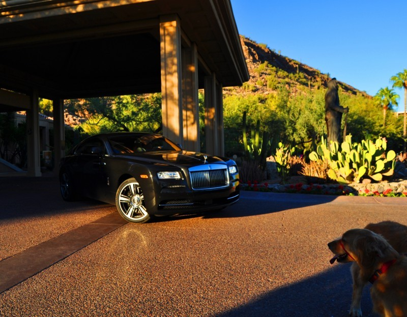 62 Huge Wallpapers 2014 Rolls-Royce Wraith AZ 11-753