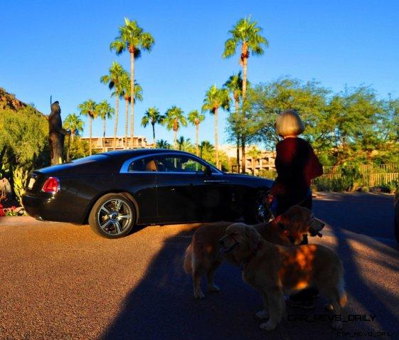 62 Huge Wallpapers 2014 Rolls-Royce Wraith AZ 11-759