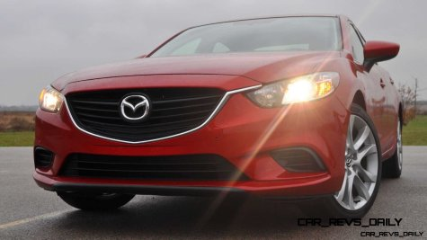 2014 Mazda6 i Touring - Video Summary + 40 High-Res Images5