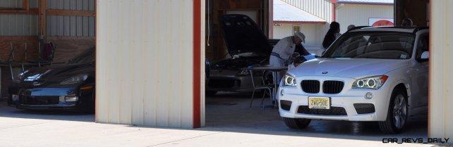 BMW X1 sDrive28i M Sport - Alpine White in 60 High-Res Photos2