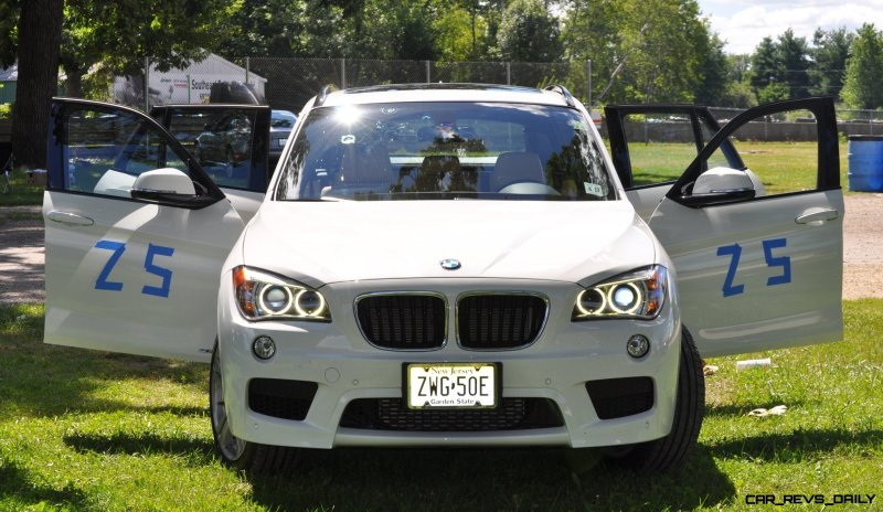 BMW X1 sDrive28i M Sport - Alpine White in 60 High-Res Photos23