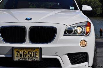 BMW X1 sDrive28i M Sport - Alpine White in 60 High-Res Photos38