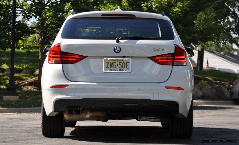 BMW X1 sDrive28i M Sport - Alpine White in 60 High-Res Photos42
