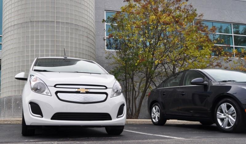 CarRevsDaily.com - 2014 Chevrolet Spark EV First Photos3